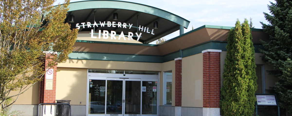 Exterior of the Strawberry Hill Library